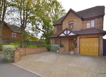 Thumbnail 5 bed detached house for sale in Little Oaks Close, Shepperton