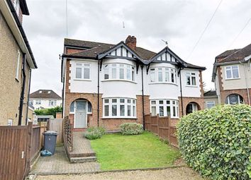 Thumbnail 4 bed semi-detached house for sale in North Road Avenue, Hertford