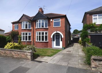 Thumbnail 3 bed semi-detached house for sale in Parker Avenue, Northwich, Northwich, Cheshire