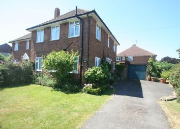 Thumbnail 3 bed semi-detached house for sale in Wavertree Road, Goring-By-Sea, Worthing