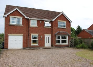 Thumbnail 5 bed detached house for sale in Main Road, Boston, Lincolnshire