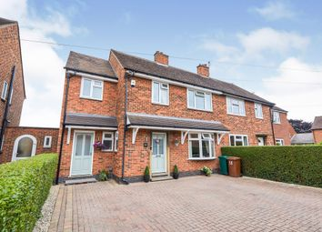 4 bed semi-detached house for sale in Nettlefold Crescent, Melbourne, Derby DE73