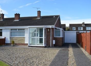 Thumbnail 2 bedroom semi-detached bungalow for sale in Cormorant Close, Worle, Weston-Super-Mare