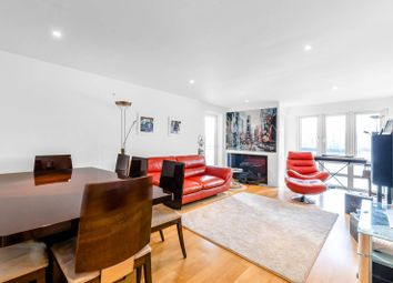 Thumbnail 3 bed flat for sale in St Davids Square, Canary Wharf
