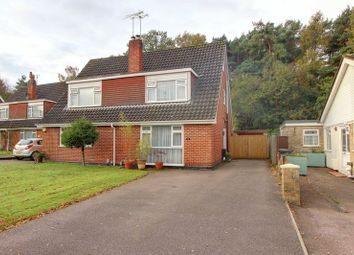 Thumbnail 3 bed semi-detached house for sale in Ringwood Drive, North Baddesley, Hampshire