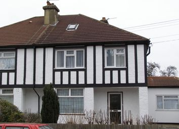 Thumbnail 2 bed flat to rent in Carlton Avenue, Harrow