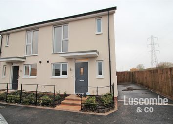Thumbnail 3 bed semi-detached house to rent in Ebbw Vale Close, Spencer Way, Newport