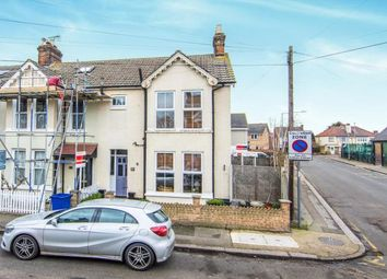Thumbnail 3 bed end terrace house for sale in Copland Road, Stanford-Le-Hope