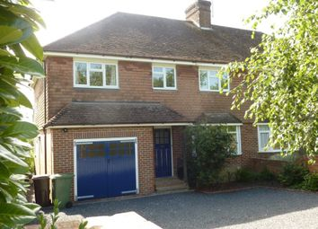 Thumbnail 4 bedroom semi-detached house to rent in Angley Road, Cranbrook, Kent
