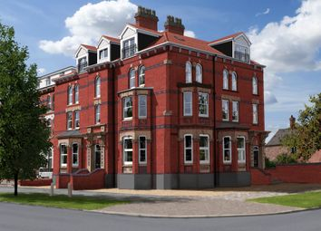 Thumbnail 2 bed flat for sale in Rutland Road, Skegness