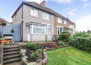 Thumbnail 3 bed semi-detached house to rent in Bassaleg Road, Newport, South Wales