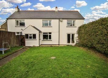 Thumbnail 4 bed cottage for sale in Waun Hir Cottage, Efail Isaf, Pontypridd