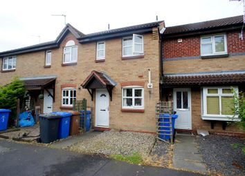 Thumbnail 2 bed town house to rent in Maytree Close, Oakwood, Derby