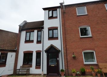 Thumbnail 2 bed flat to rent in Chave Court Close, Hereford