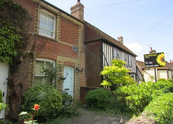 Thumbnail 2 bed end terrace house to rent in High Street, Kemsing, Sevenoaks