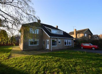 Thumbnail 3 bedroom detached house for sale in Rolston Road, Hornsea, East Yorkshire