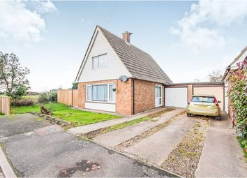 Thumbnail 3 bed link-detached house for sale in Westfield Road, Newton, Wisbech