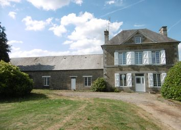 Thumbnail 4 bed country house for sale in Le Teilleul, Manche, 50640, France