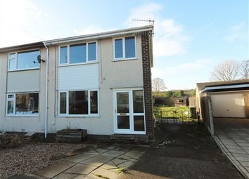 Thumbnail 3 bed property for sale in Shelley Close, Carnforth
