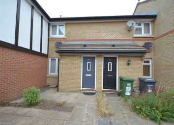 Thumbnail 1 bedroom terraced house to rent in Gittens Close, Downham, Bromley