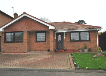 Thumbnail 3 bed detached bungalow for sale in Wentworth Close, Bexhill-On-Sea