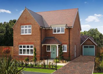 Thumbnail 4 bedroom detached house for sale in The Hedgerows, Wigan Road, Leyland, Lancashire