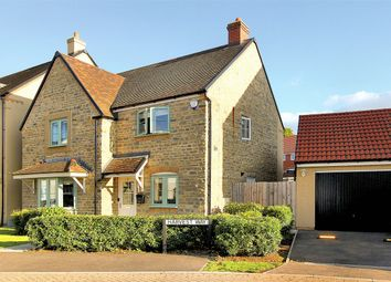 Thumbnail 4 bed detached house for sale in Barley Fields, Thornbury, Bristol