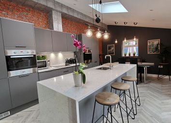 Thumbnail 4 bed terraced house for sale in Bury Old Road, Prestwich, Manchester