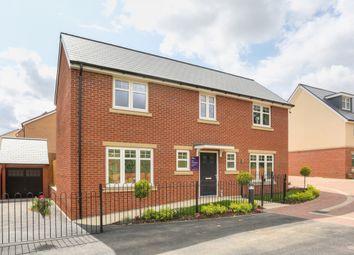 Thumbnail 4 bed detached house for sale in Oaklands Grange, Sandpit Lane, St. Albans, Hertfordshire