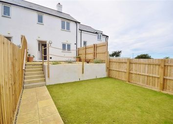 Thumbnail 2 bed terraced house for sale in Polpennic Drive, Padstow, Cornwall