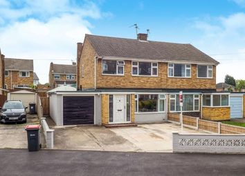 Thumbnail 3 bed semi-detached house for sale in Occupation Road, Hucknall, Nottingham, Nottinghamshire