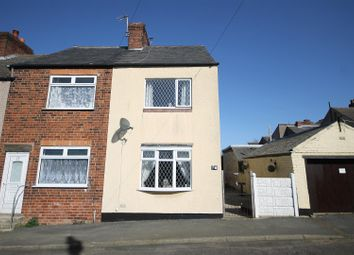 Thumbnail 2 bedroom terraced house for sale in Pretoria Street, Shuttlewood, Chesterfield