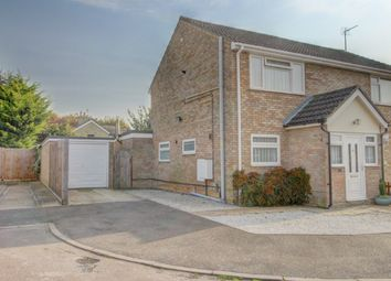 Thumbnail 3 bedroom semi-detached house for sale in Old Forge Way, Sawston, Cambridge