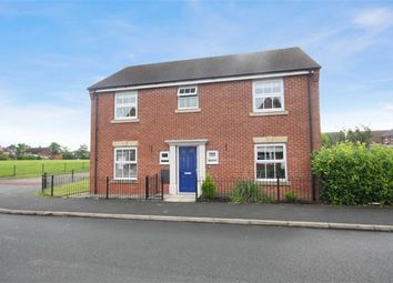 Thumbnail 4 bed detached house for sale in Parish Gardens, Leyland