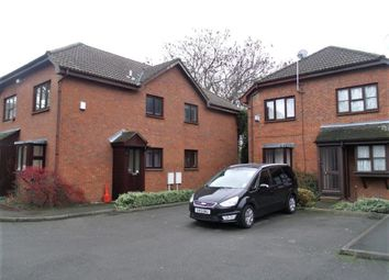 Thumbnail 1 bed semi-detached house to rent in Hamilton Way, Palmers Green