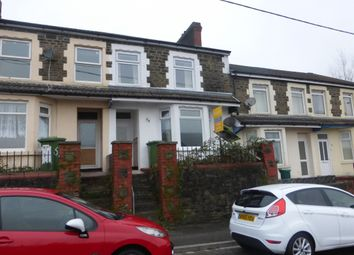 Thumbnail 4 bed terraced house for sale in Kingsland Terrace, Treforest, Pontypridd