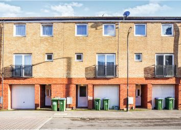 Thumbnail 4 bedroom town house for sale in Carpathia Drive, Southampton