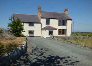 Thumbnail 3 bed detached house for sale in Newborough, Anglesey, Sir Ynys Mon, North Wales