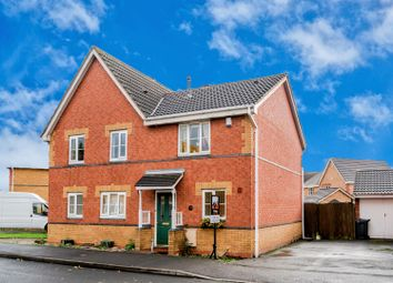 Thumbnail 2 bedroom semi-detached house for sale in Kenilworth Crescent, Reedswood, Walsall