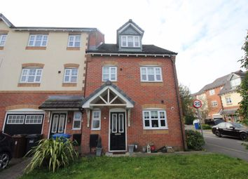 Thumbnail 4 bed town house to rent in Little Lane, Wigan