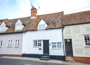 Thumbnail 1 bed terraced house for sale in High Street, Stebbing, Essex