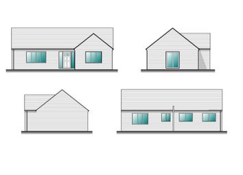 Thumbnail 2 bed bungalow for sale in Chapel Street, Silverdale, Newcastle