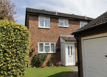 Thumbnail 3 bedroom property for sale in Crockford Close, New Milton