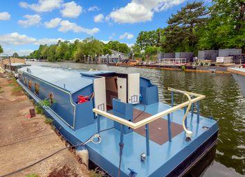 1 bed houseboat for sale in Lower Hampton Road, Hampton TW12