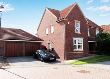 Thumbnail 5 bed detached house for sale in The Pines, Kingswood, Hull, North Humberside