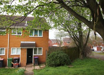 Thumbnail 1 bedroom end terrace house to rent in Mercia Drive, Leegomery, Telford