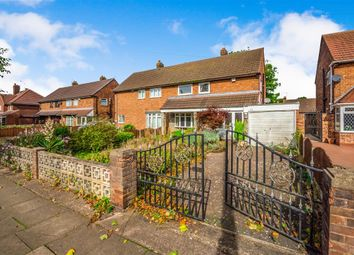Thumbnail 3 bed semi-detached house for sale in Woden Road South, Wednesbury