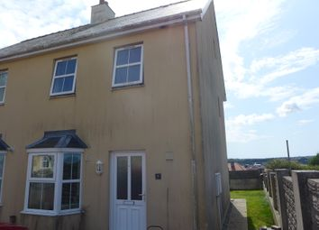 Thumbnail 3 bed semi-detached house for sale in Victoria Court, Neyland, Milford Haven