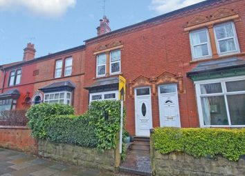 Thumbnail 2 bed terraced house for sale in War Lane, Harborne, Birmingham