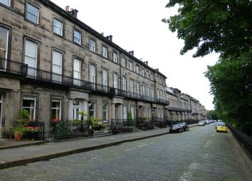 Thumbnail 3 bed flat to rent in Regent Terrace, New Town, Edinburgh